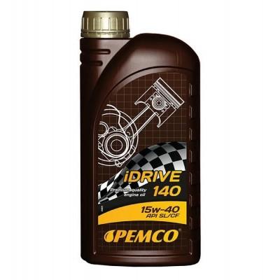PEMCO iDRIVE 140 15W-40 SL/CF 1л