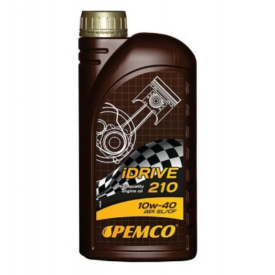 PEMCO iDRIVE 210 10W-40 SL/CF 1л