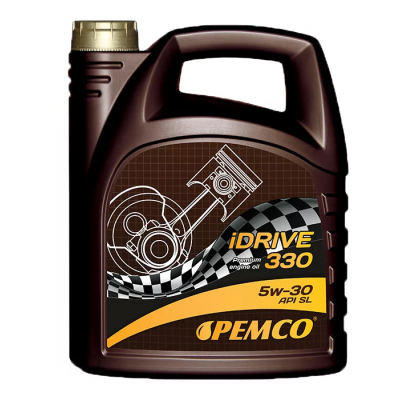 PEMCO iDRIVE 330 5W-30 API SL 4л