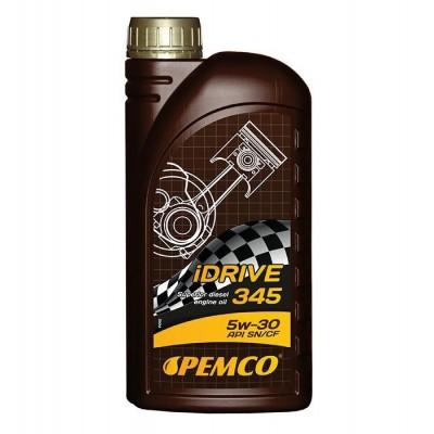 PEMCO iDRIVE 345 5W-30 SN/CF 1л