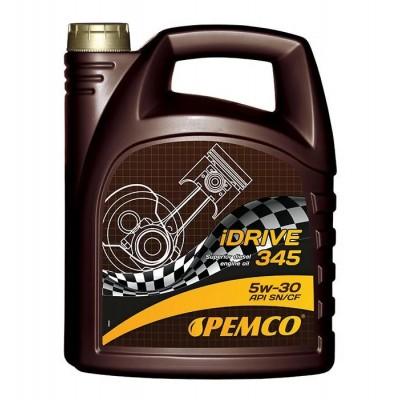 PEMCO iDRIVE 345 5W-30 SN/CF 5л