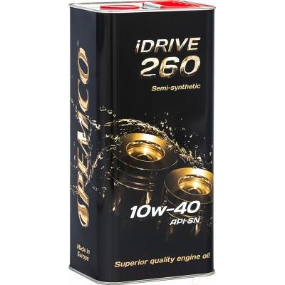 Pemco iDRIVE 260 10W40 SN/CF 4л. METAL