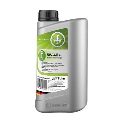 REKTOL 5W-40 SN 1л  Моторное масло