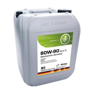 REKTOL 80W90 GL4/5 20л  Трансмиссионное масло
