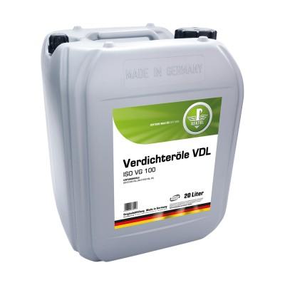 Rektol VDL 100  20л  Компрессорное масло