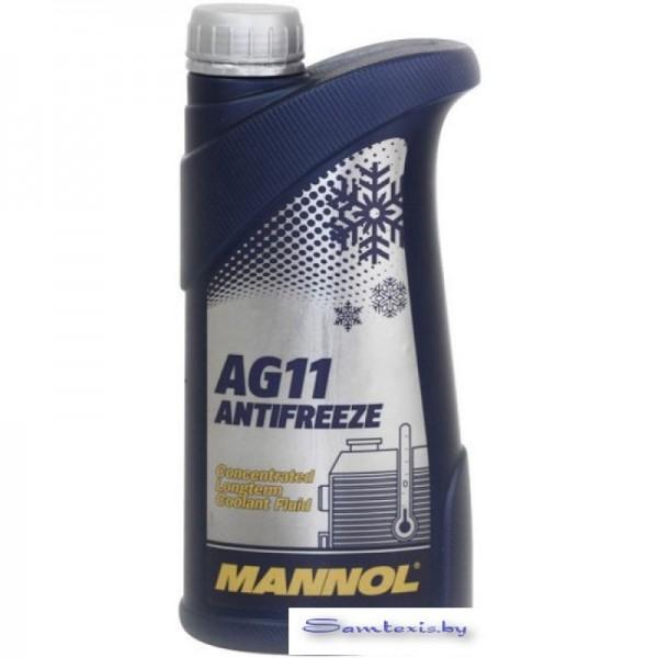 Mannol Antifreeze AG11 1л