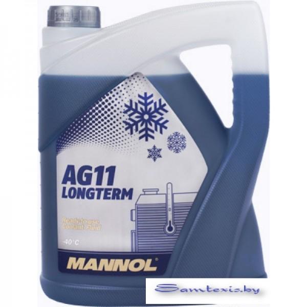 Mannol Antifreeze AG11 5л