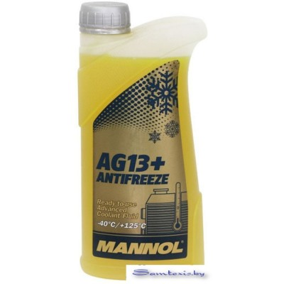 Mannol Antifreeze AG13+ 1л