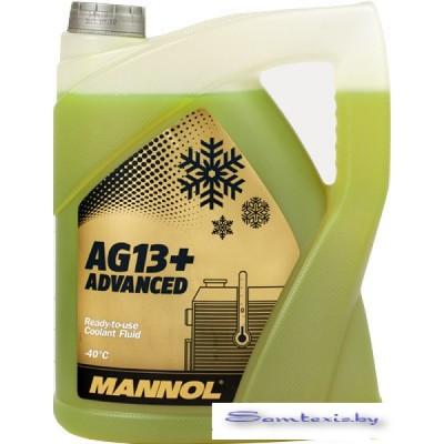 Mannol Antifreeze AG13+ 5л
