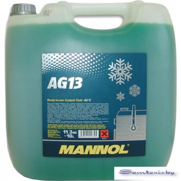 Mannol Antifreeze AG13 10л