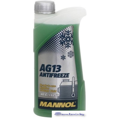 Mannol Antifreeze AG13 1л