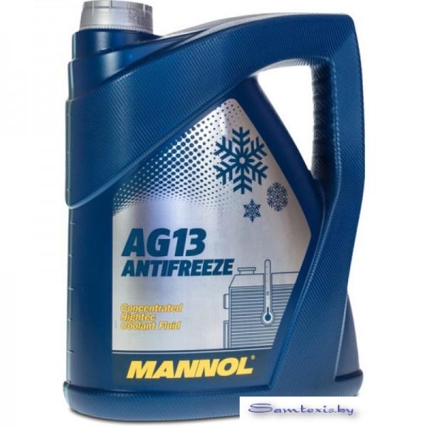 Mannol Hightec Antifreeze AG13 5л