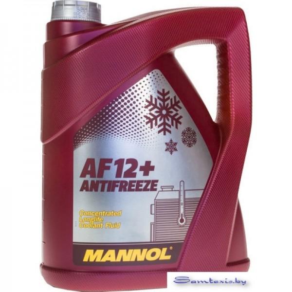 Mannol Longlife Antifreeze AF12+ 5л