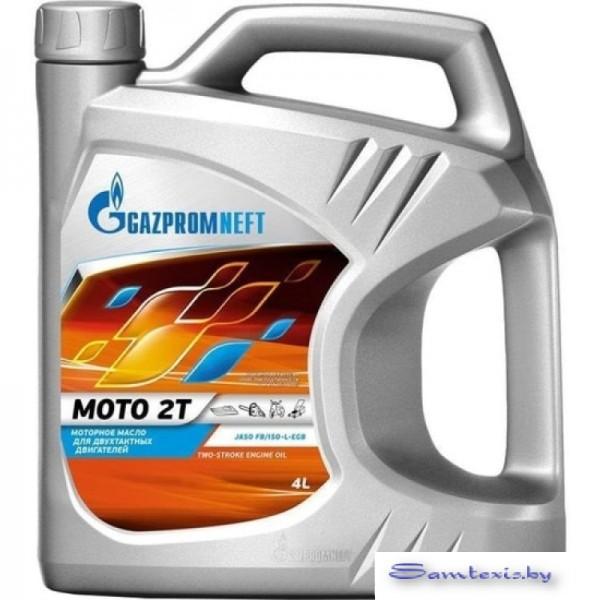 Моторное масло Gazpromneft Moto 2T 4л